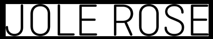 Jolè Rose Flowers Logo